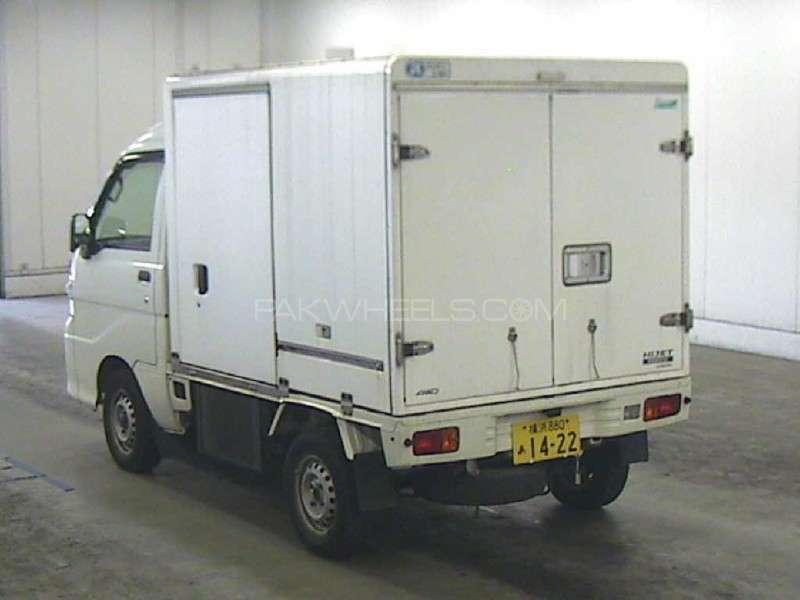 Daihatsu Hijet Basegrade 2010 Image-2