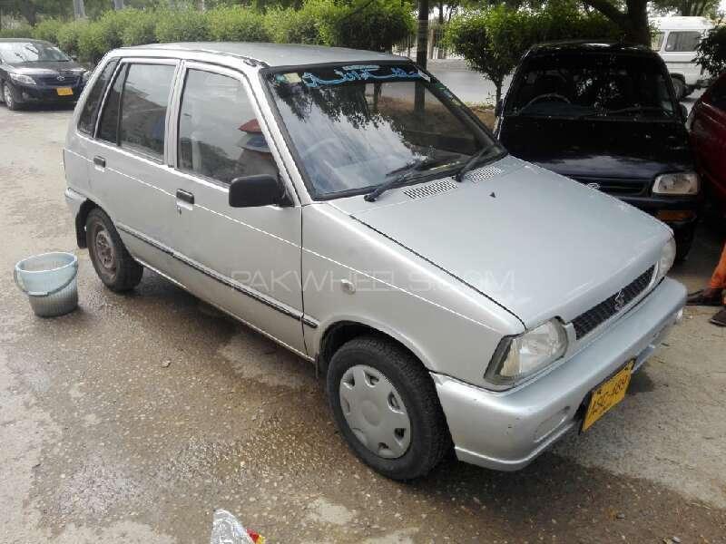 Suzuki Mehran VXR (CNG) 2009 Image-2