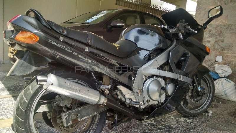Kawasaki Heavy Bikes For Sale In Karachi