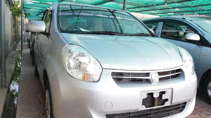 Toyota Passo 2013 Image-1