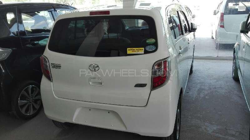 Toyota Pixis X 2012 Image-5