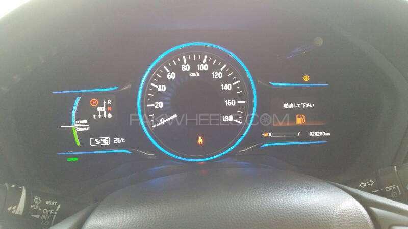 Honda Vezel Hybrid X L Package 2014 Image-12