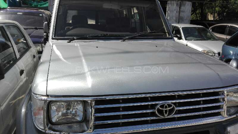 Toyota Land Cruiser 1992 Image-2