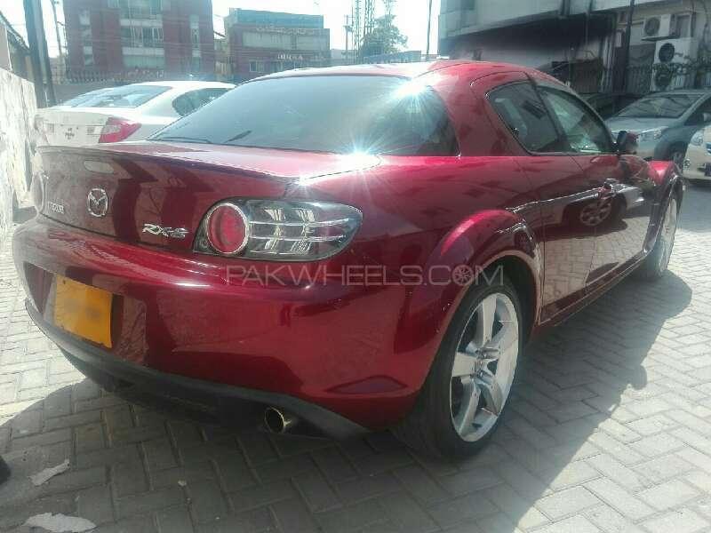 Mazda RX8 2006 Image-3