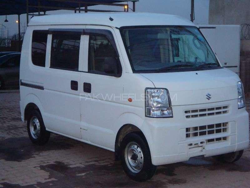 Suzuki Every GA 2010 Image-1