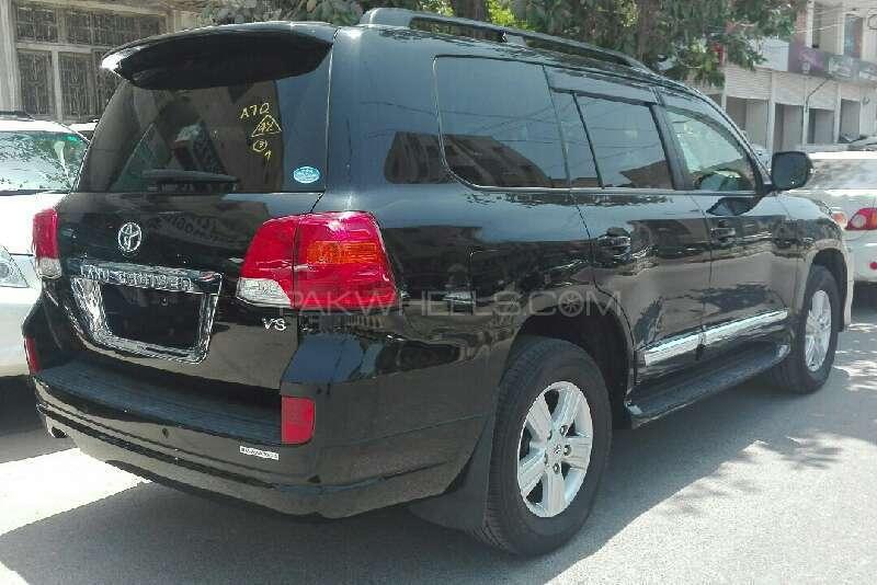 Toyota Land Cruiser AX G Selection 2012 Image-10