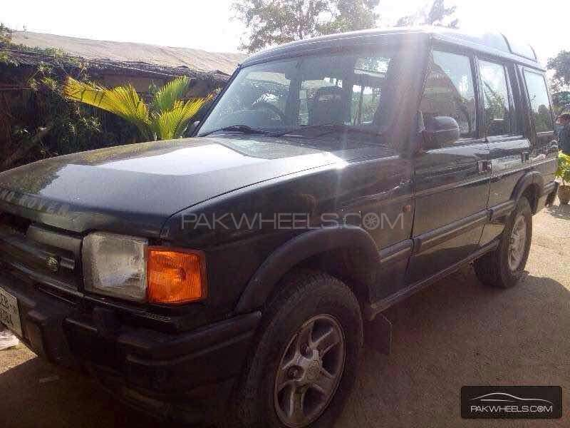 Land Rover Discovery 1998 Image-1
