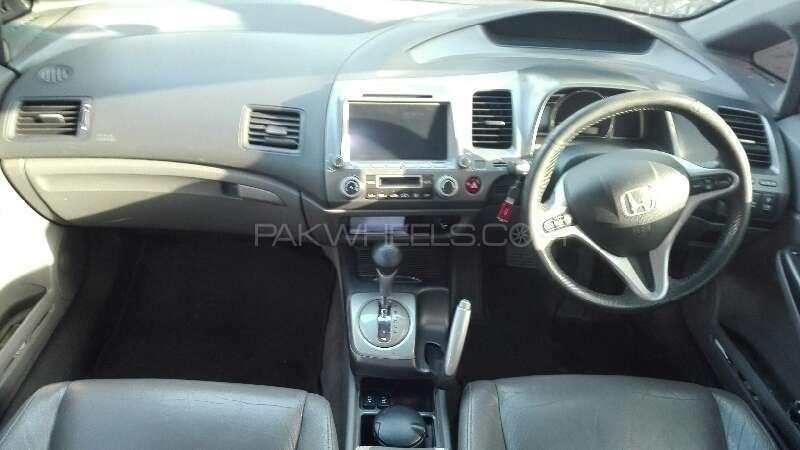 Honda Civic Hybrid 2007 Image-3