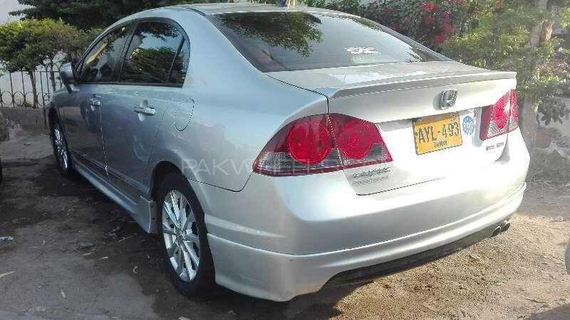Honda Civic Hybrid 2007 Image-9