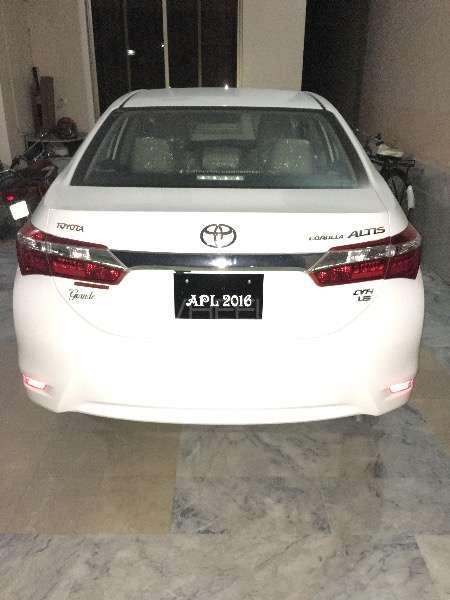 Toyota Corolla Altis Grande CVT-i 1.8 2016 Image-7