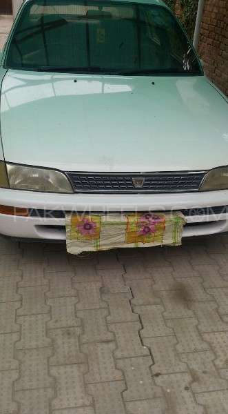 Toyota Corolla SE Limited 1994 Image-6