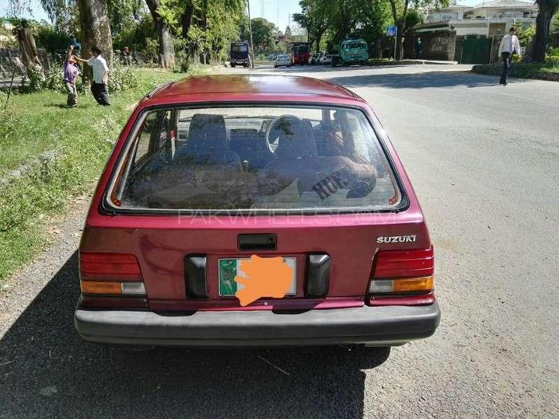 Suzuki Khyber GA 1989 Image-3