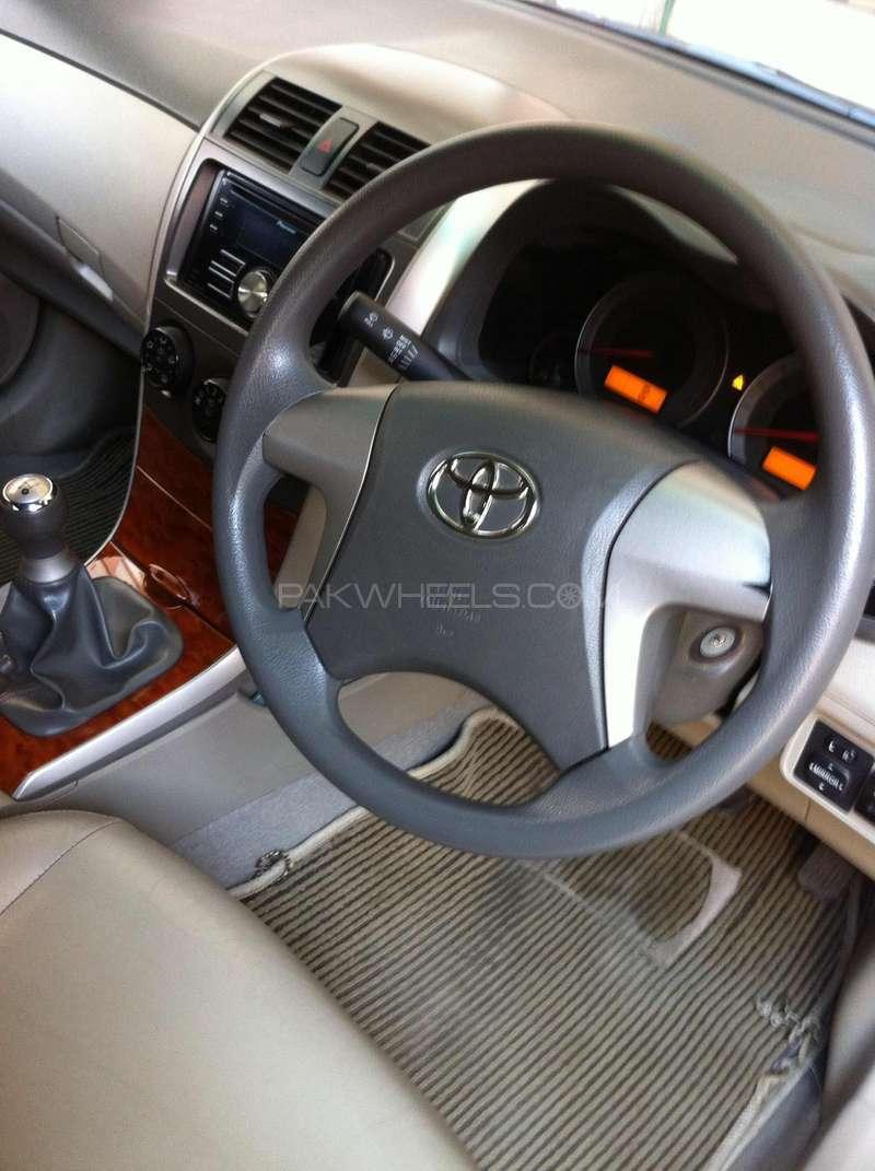 Toyota Corolla Altis SR 1.8 2008 Image-6