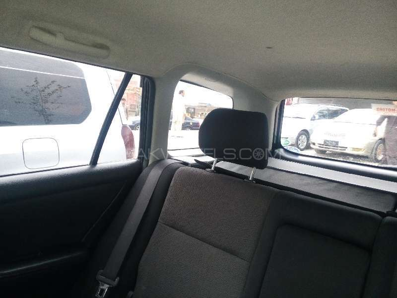 Toyota Corolla Fielder X 2006 Image-5