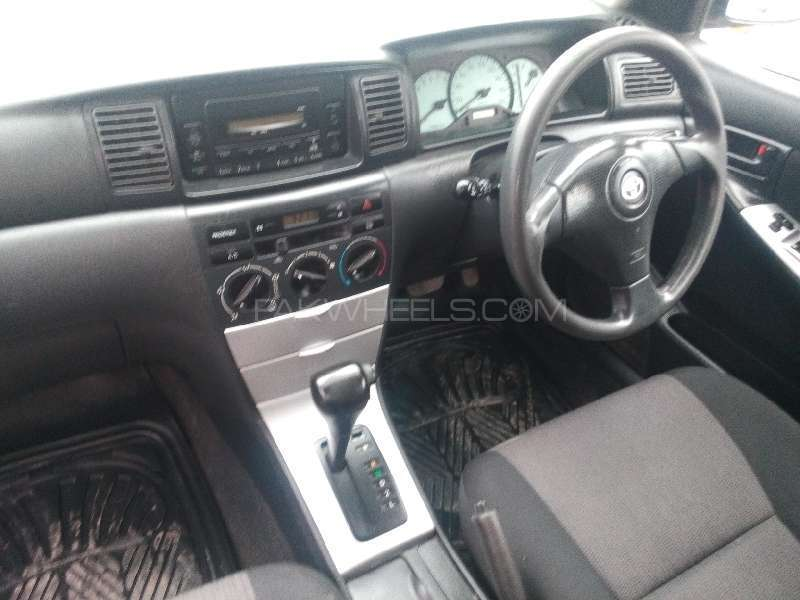 Toyota Corolla Fielder X 2006 Image-7
