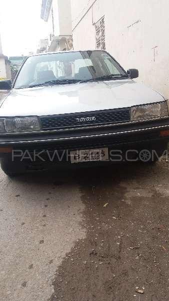 Toyota Corolla XL 1989 Image-6