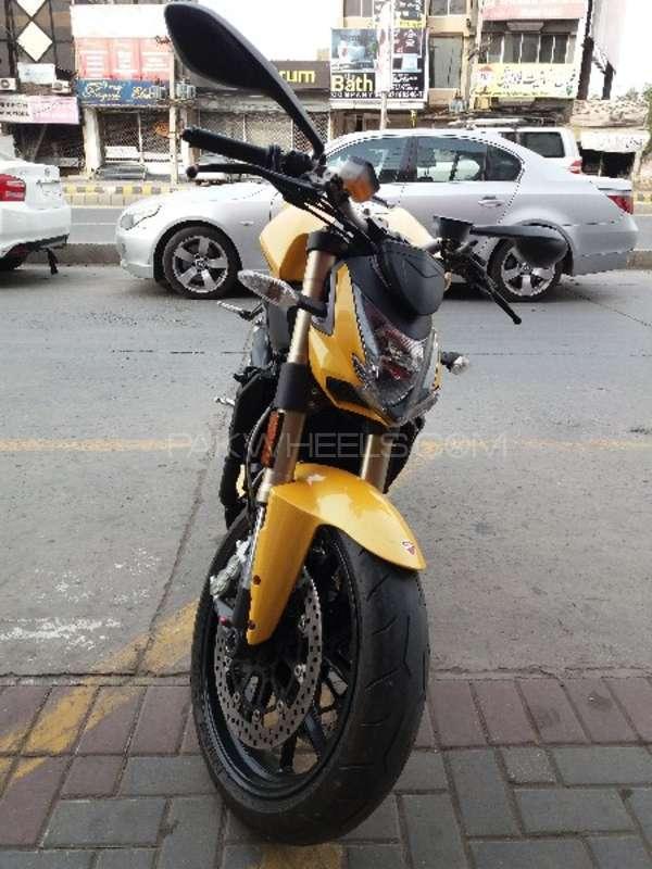 Ducati Streetfighter 2012 Image-1