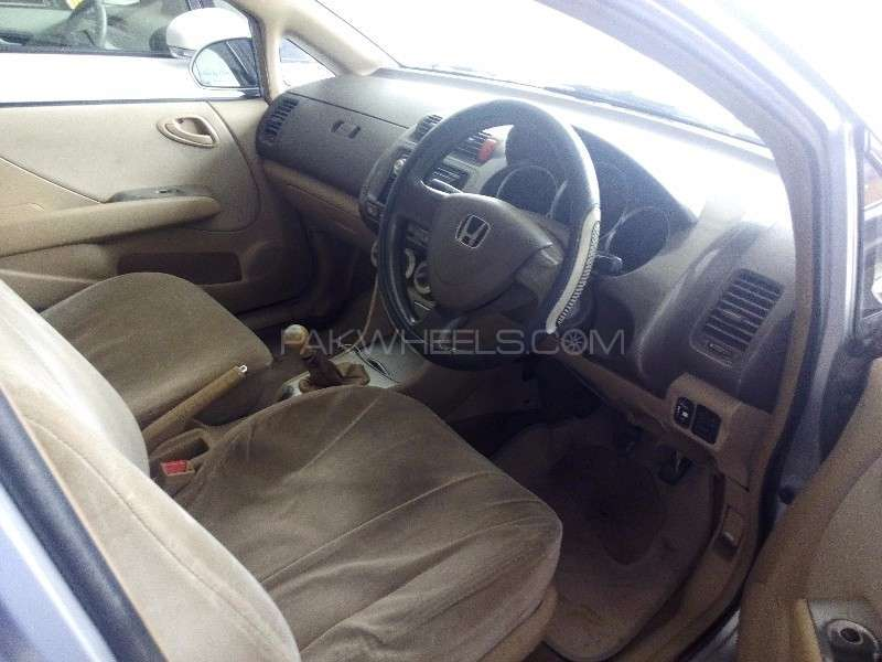 Honda City i-DSI 2008 Image-5
