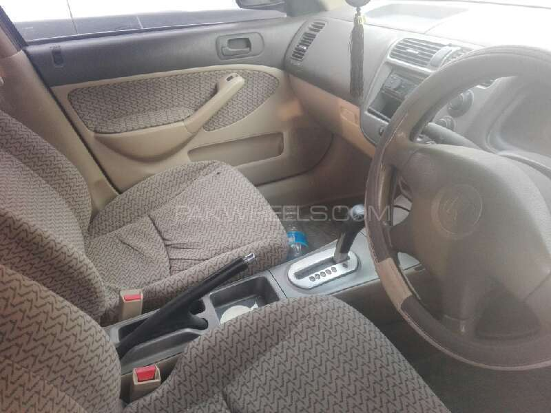 Honda Civic VTi Oriel Prosmatec 1.6 2005 Image-3