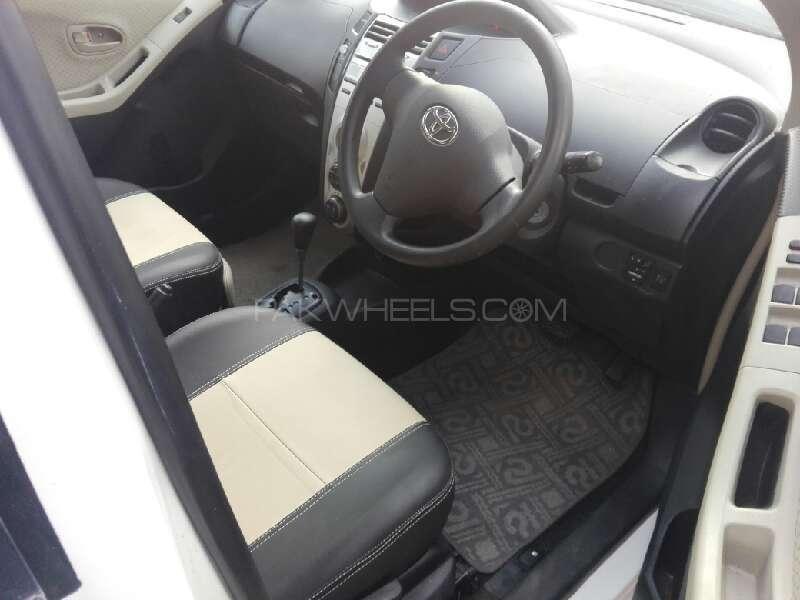 Toyota Vitz B 1.0 2006 Image-3