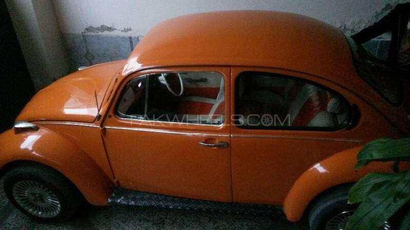 Volkswagen Beetle 1600 1974 Image-1