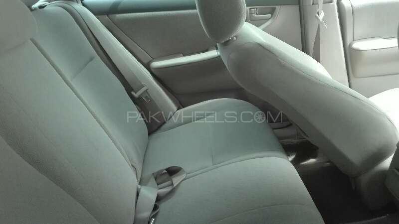 Toyota Corolla Fielder 2012 Image-3