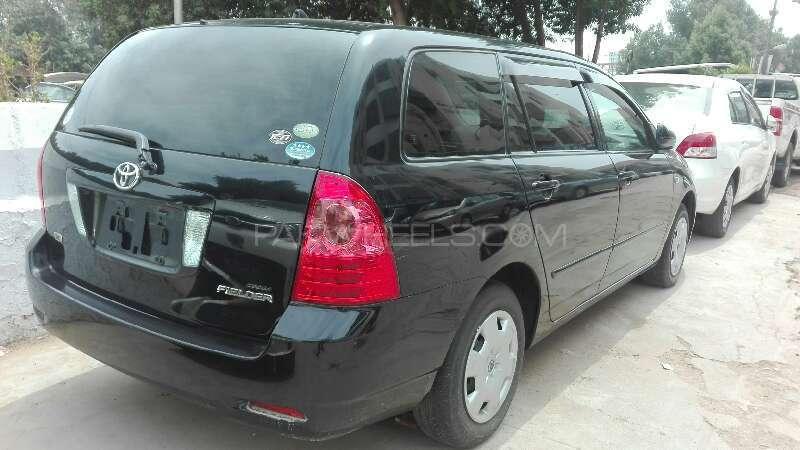 Toyota Corolla Fielder 2012 Image-4