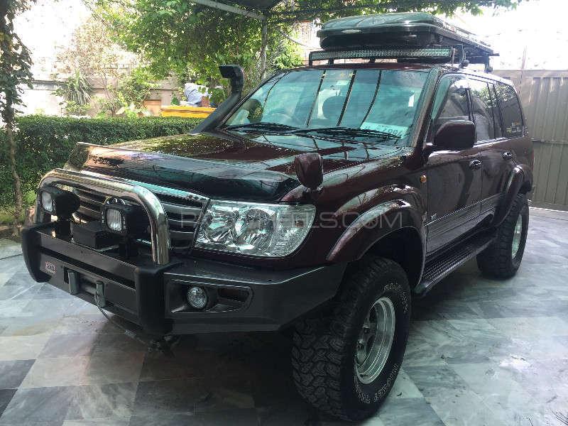 toyota land cruiser amazon 4 2d 2000 for sale in peshawar pakwheels. Black Bedroom Furniture Sets. Home Design Ideas