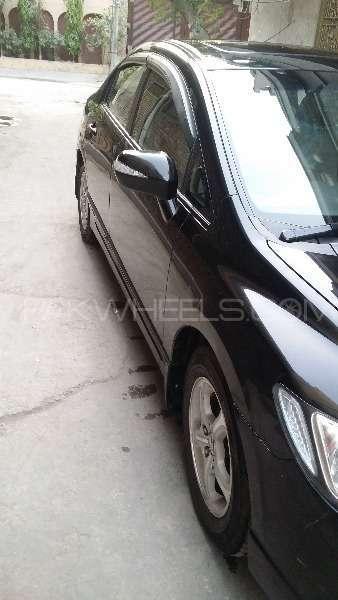 Honda Civic VTi Oriel 1.8 i-VTEC 2007 Image-6