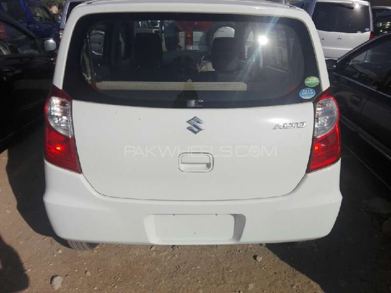 Suzuki Alto G 2012 Image-6
