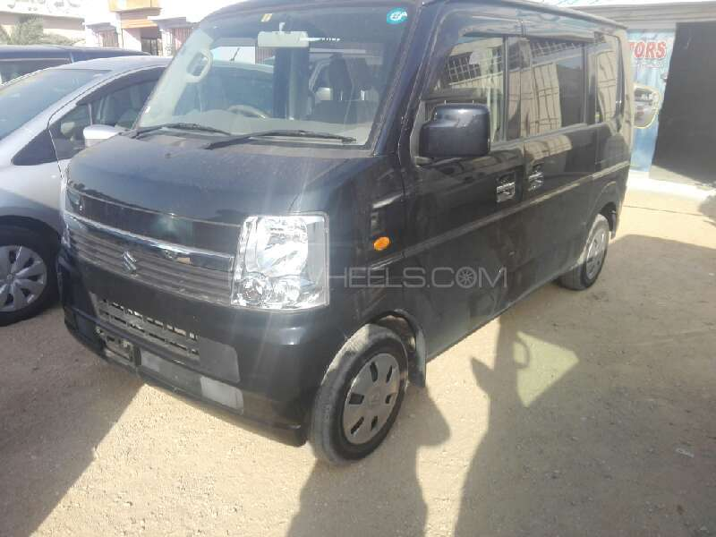 Suzuki Every Wagon JP Turbo 2011 Image-2