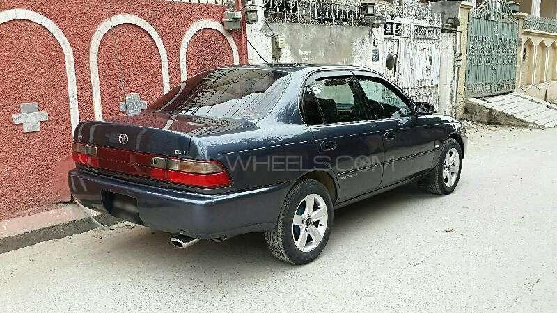 Toyota Corolla GLi Special Edition 1.6 1998 Image-7