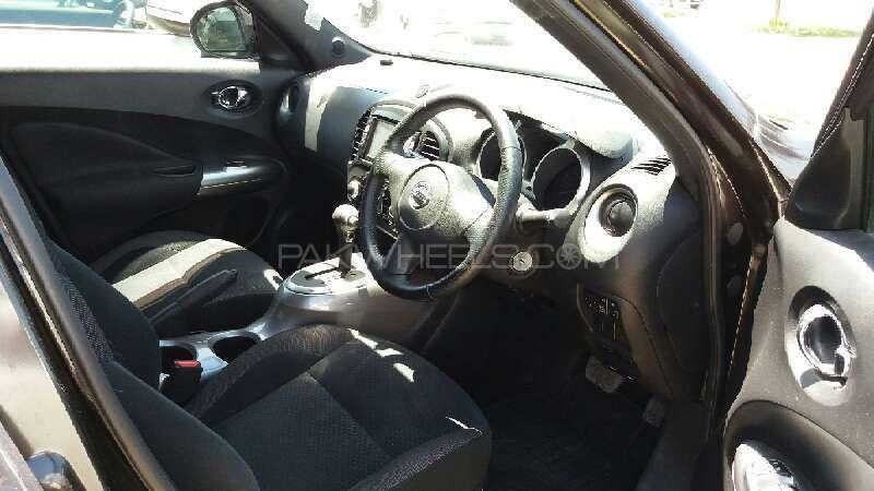 Nissan Juke 2010 Image-12