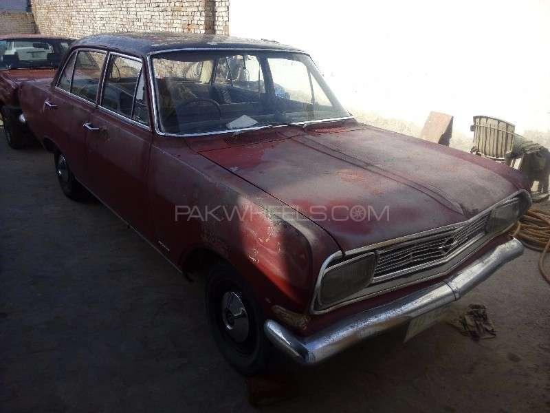 Opel Corsa 1964 Image-2