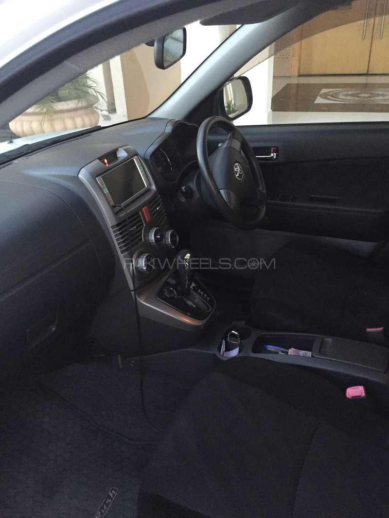 Toyota Rush X 2007 Image-4