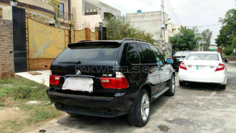 BMW 5 Series 545i 2004 Image-4