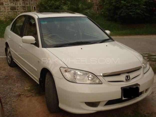 Honda Civic VTi Oriel 1.6 2006 Image-2