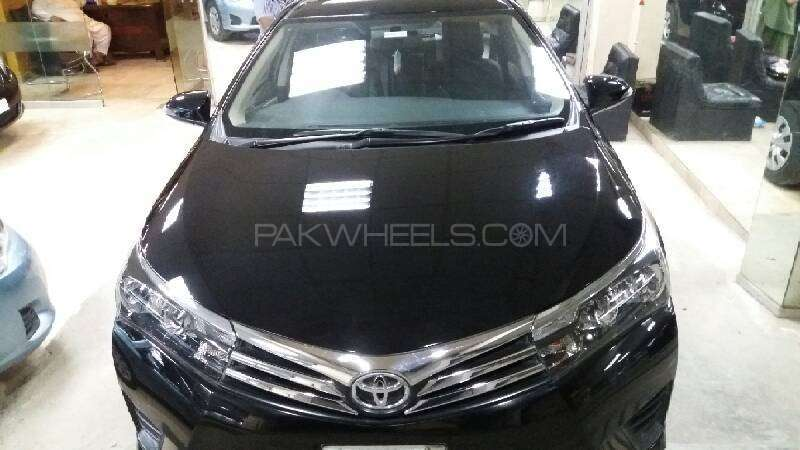 Toyota Corolla GLi 1.3 VVTi 2015 Image-7