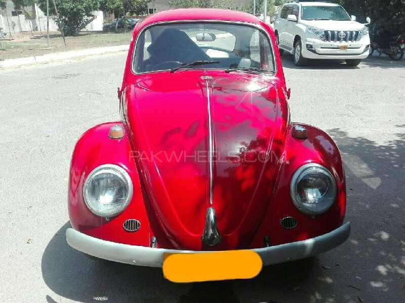 Volkswagen Beetle 1600 1967 Image-2