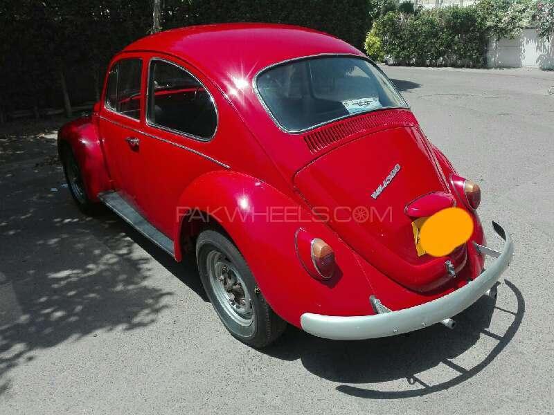 Volkswagen Beetle 1600 1967 Image-11