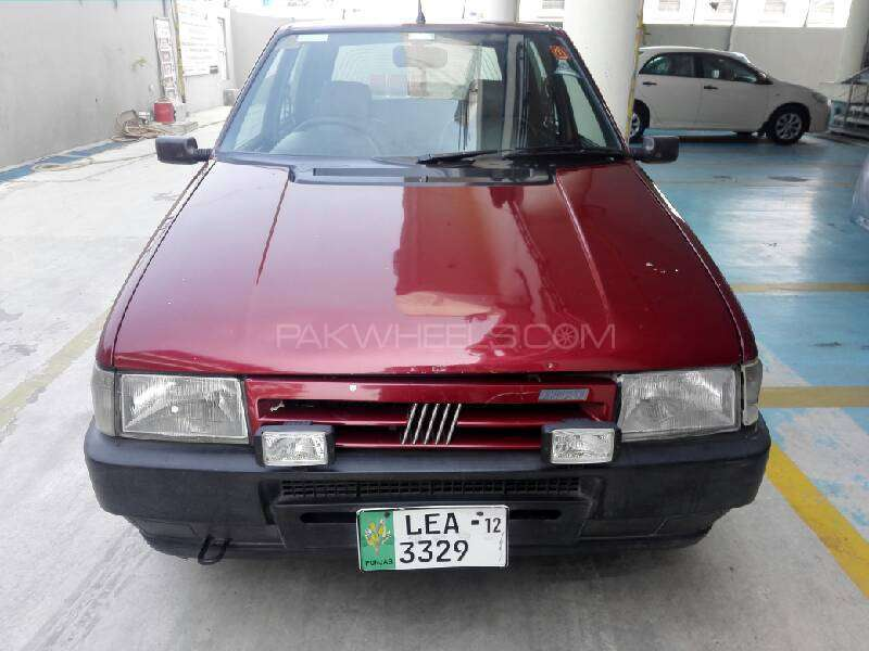 Fiat Uno 60 Diesel 1.7 2010 For Sale In Lahore