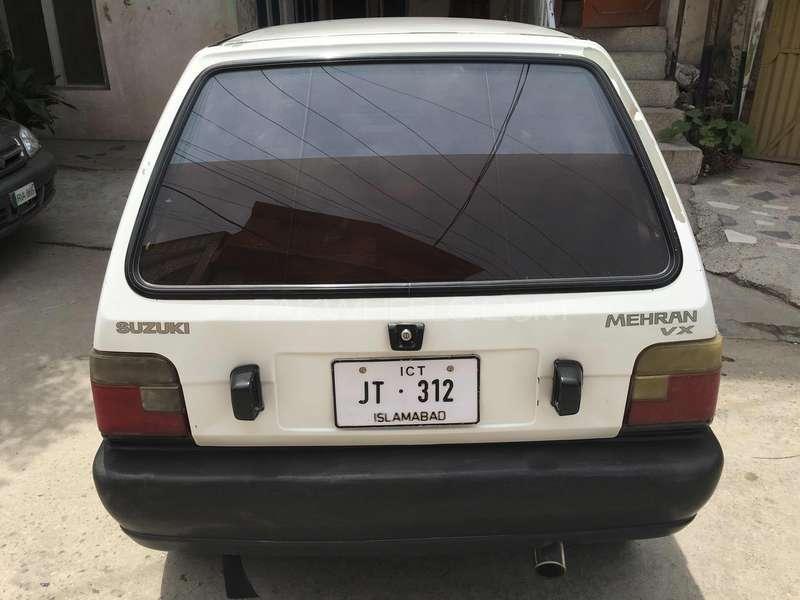 Suzuki Mehran VXR 2005 Image-5