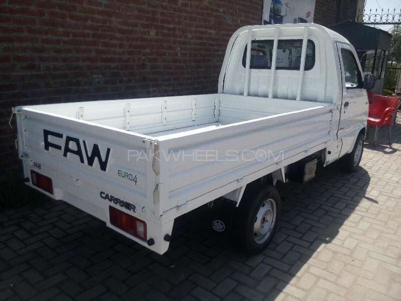 FAW Carrier Standard 2016 Image-4
