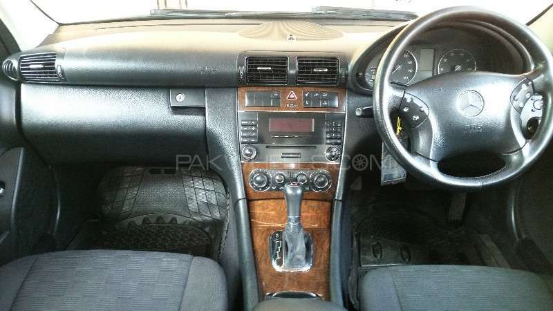 Mercedes Benz C Class C180 2006 Image-2