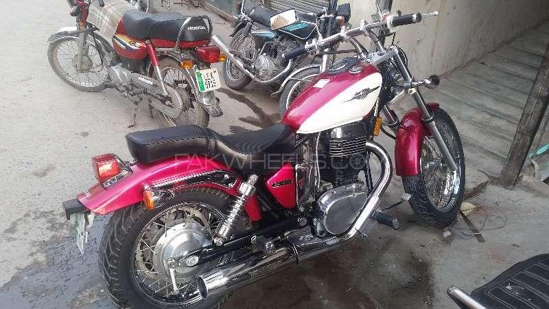 used suzuki boulevard s40 2009 bike for sale in lahore - 159938