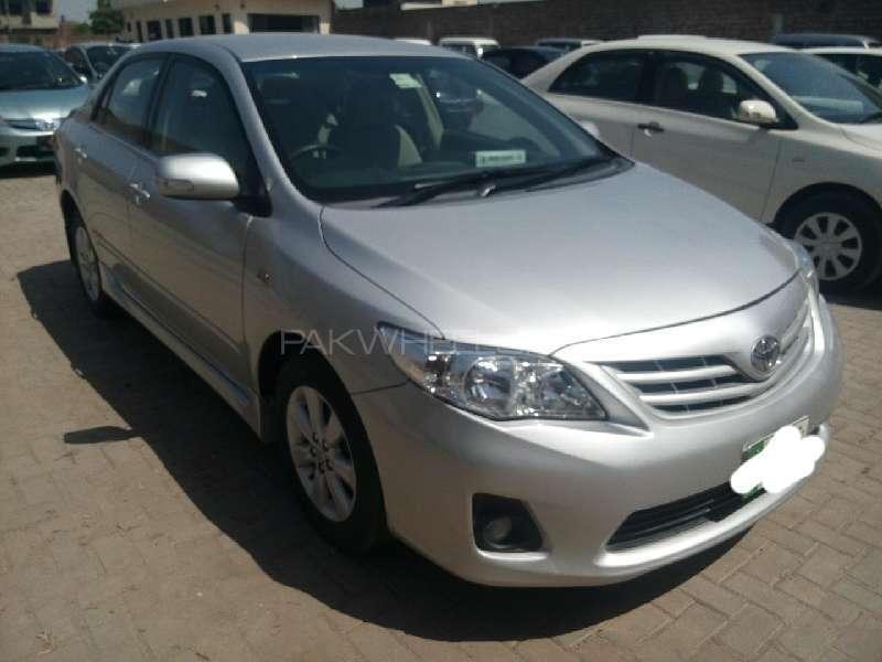Toyota Corolla Altis 1.6 2011 Image-2
