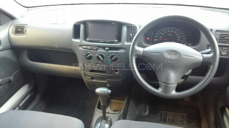 Toyota Probox 2007 Image-4