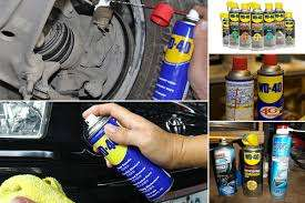 WD 40 Imported 330 ml Image-1