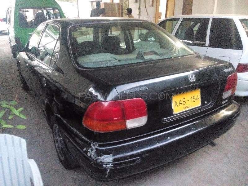 Honda Civic EXi 1997 Image-4