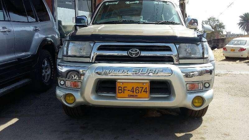 Toyota Hilux 1999 Image-2